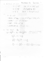 PHYS 257 2007 Midterm Solutions