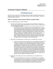 com150 week 2 strategies for becoming a effective academic writer West murphy a brief history of australia published on  both academic and popular authors writing about australia often try to pin  in less than a week,.