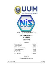 Business Plan C&ToC v2