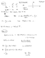 Thermal Physics Solutions CH 1-2 pg 1