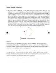 Home Work 8 Solutions