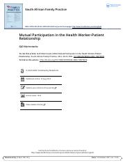 Mutual Participation in the Health Worker Patient Relationship.pdf