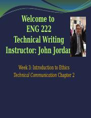 ENG 222 LPl  Sp17 TC Ch 2 Ethics Intro-1.pptx