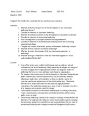 Crowelln_Wheelerj_Sheltonj_OST4071_Assign_Chapter_6 and 7