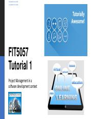 FIT5057 W1 - Tutorial V1.pdf