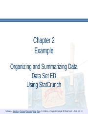 chapter2_example_ED_statcrunch.ppt