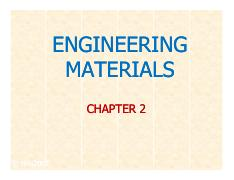 engineerin materials