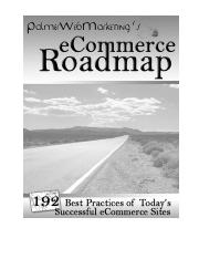 eCommerce-Roadmap