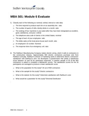MBA501_Evaluate_6-1