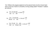 Selected Hw Problems for Ch. 10