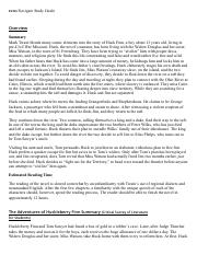 The Adventures of Huckleberry Finn Summary - eNotes.pdf