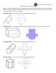 MATH FFC1 : Mathematics For Elementary Educators III - Western