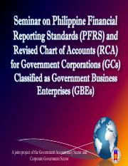 Session 11 Pas 27 Powerpoint Presentation Pdf A Joint Project Of The Government Accountancy Sector And Corporate Government Sector Session 11 Pas 27 Course Hero