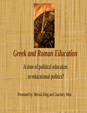 Greek and Roman Education_final.ppt