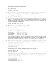 FINA 520 Chapter Answers 38