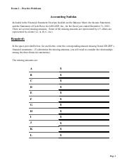 Exam1 - Practice Questions & Solutions (All).pdf