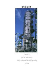 27999446-Distillation-basic-in-Short-ppt-file