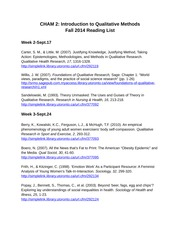 CHAM2 Reading List2with links (2)