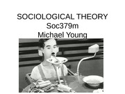 SOC THEORY Powerpoint 1