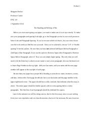 Proposal Essay Topic Ideas  Pages Mla Sample Examples Thesis Statements Essays also Narrative Essay Examples For High School English A Global Warming And Polar Bear Extinction  Professor  Health Essays