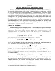 Lecture 6_Variables Transformation in Regression Analysis.pdf