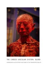 THE CARDIO VASCULAR SYSTEM: BLOOD - anatomy .pdf