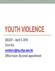 GE2221-Youth violence (revised March 30 2016)_Cora HUI.pdf
