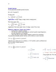 Chapt 1_2 Fourier_THD_Terminologies