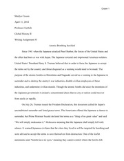 Whales in captivity essay