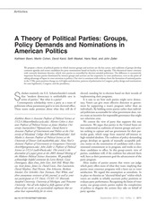 Theory+of+Parties