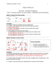 CHEM302 S09 CA1A key