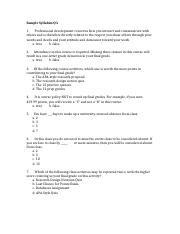 Sample Q's for Syllabus Quiz.docx