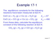 Lesson 17-chemical equilibrium calculations no answer