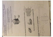 Surface area of prisms and cylinders notes