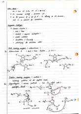 Notes on Enzymatic Catalysis and RNA breaking Enzymes