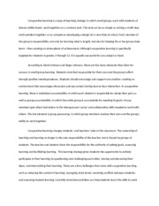 research paper for TALP