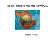 ISS india social issues 2