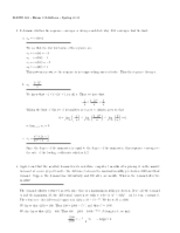 S09+Exam+3+Solutions