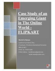 Case_Study_Of_An_Emerging_Giant_in_The_Online_World_-_FLIPKART-libre