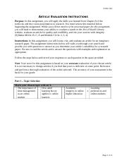 Article_Evaluation_Instructions - Revised(1).docx