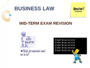 blaw-revision