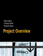Project Template.pptx