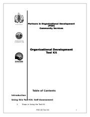 POD Organizational Development Tool Kit (1).doc