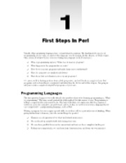 Perl merge book beginners