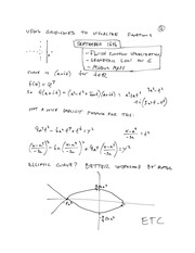 MTHE 326 Lecture 4 Notes