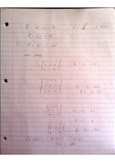 Vector algebra and differential calculus