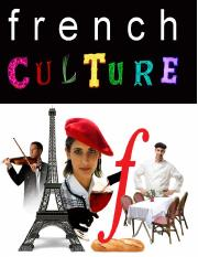 Presentation on France Culture.pptx
