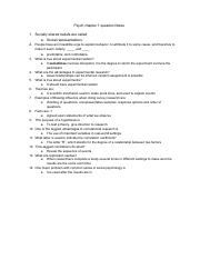 SOP 3004 Social Psychology chapter 1 study guide.pdf