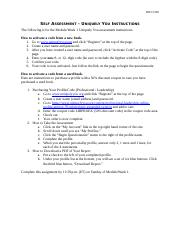 Self_Assessment_Uniquely_You_Instructions (1).docx