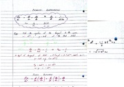 Parametric Differentiation Class Notes 3